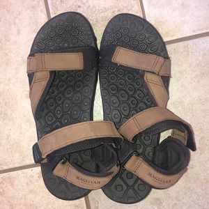 Magellan Footwear Sandals for Men size 10